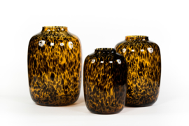 Dekocandle - Leopard bulb vaas LARGE