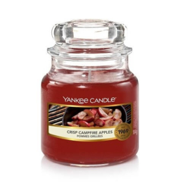 Yankee Candle - Crisp campfire apples Small