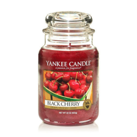 Yankee Candle - Black Cherry Large