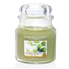 Yankee Candle - Cuban Mojito Small