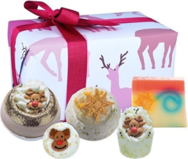 Bomb Cosmetics - Rudolph Nose Nest Gift Pack