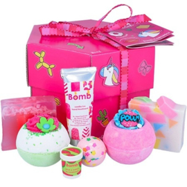 Bomb Cosmetics - Stick With Me Hex Box Gift Pack