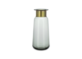 Nkuku - Miza Glass Vase Large