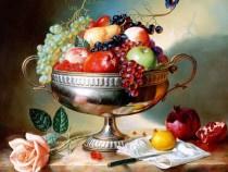 Schilderen Op Nummer - Fruit