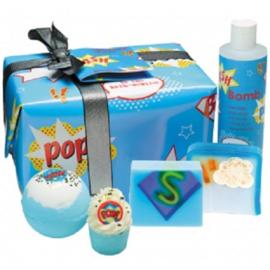 Bomb Cosmetics - Superhero's Saviour Gift Pack