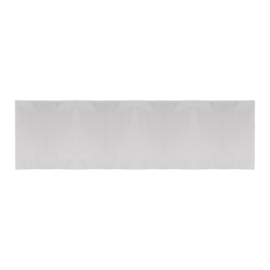 Gusta - Tafelloper 50x140cm Lichtgrijs