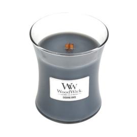 Woodwick Medium Candle - Evening Onyx