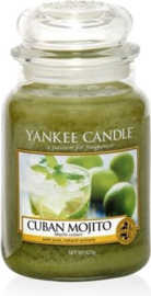 Yankee Candle - Cuban Mojito Large