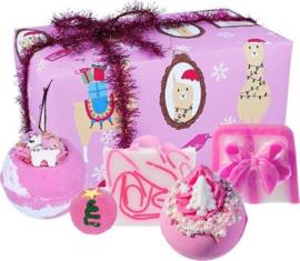 Bomb Cosmetics - Fleece Navidad Gift Pack