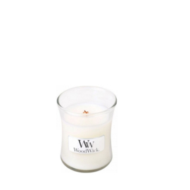 Woodwick Mini Candle - Linen