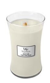 Woodwick Large Candle - Solar Ylang