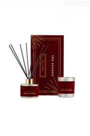 Ted Sparks Gift Box - Wood & Musk
