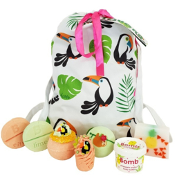 Bomb Cosmetics - Toucan Play That Game Giftset