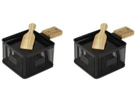Gusta - Individuele raclette sets 2dlg