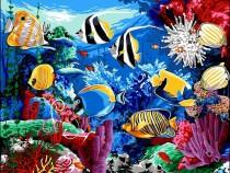 Schilderen Op Nummer - Vissen