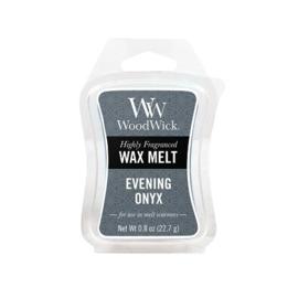 Woodwick Wax Melts - Evening Onyx