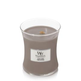 Woodwick Medium Candle - Sacred Smoke
