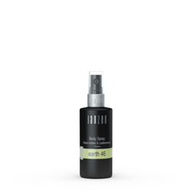 Janzen - Body Spray 100ml Earth 46 (Green Amber & Leatherwood)