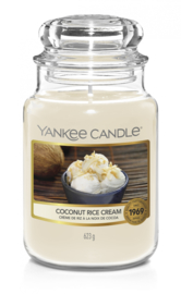 Yankee Candle - Coconut Rice Cream Large