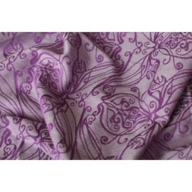 Elvish purple silver maat 6