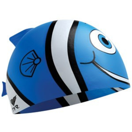 """Badmuts TYR """"Fish Fins - Blauw"""""""