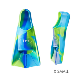 TYR - Siliconen Short Fins  (Zoomers) - maat 35-36