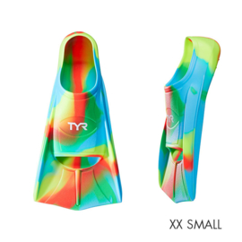 TYR - Siliconen Short Fins (Zoomers) - maat 33-34