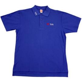 "Poloshirt TYR ""Promo"" - Wit"