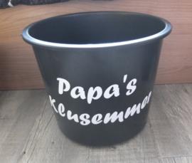 Papa's klusemmer