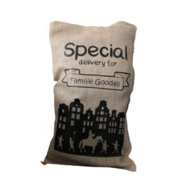 Sinterklaas zak | Special delivery for