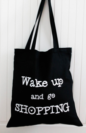 Shopper | Wake up and go shopping