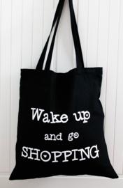 Shopper | Wake up and go shopping