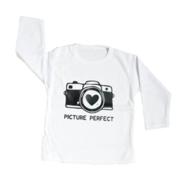 Baby- en kindershirt | Picture perfect