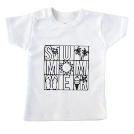 Baby- en kindershirt | Summer