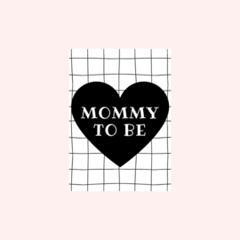 Ansichtkaart | Mommy to be