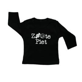 Baby- en kindershirt | Zoete Piet