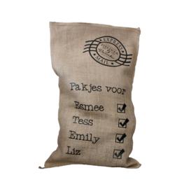 Sinterklaas zak | Pakjes voor