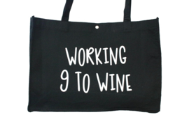 Vilten tas | Working 9 to wine