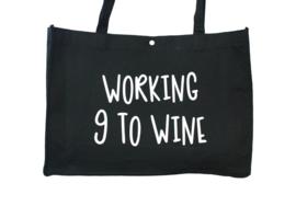Vilten tas | Working 9 to wine