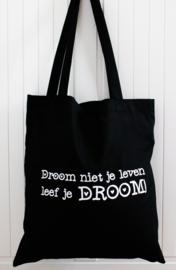 Shopper | Droom niet je leven, leef je droom