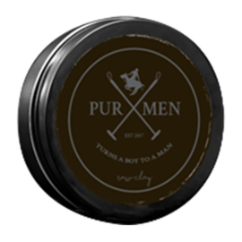 Raw Clay (100ml)  | PUR MEN