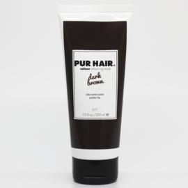 Colour Refreshing Mask Brown (200ml) | PUR HAIR ®
