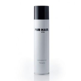 Termination Mist Hairspray  (100ml pocket editie) | PUR HAIR ® Style