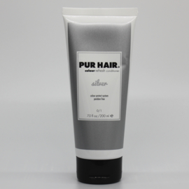 Colour Refreshing Mask Silver (200ml) | PUR HAIR ®
