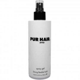 Spray Gel (200ml) | PUR HAIR ® Style