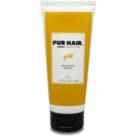 Colour Refreshing Mask Gold  (200ml) | PUR HAIR ®