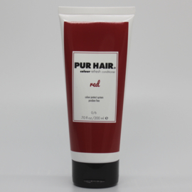 Colour Refreshing Mask Red  (200ml) | PUR HAIR ®