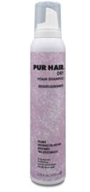 Dry Foam shampoo (200ml) | PUR HAIR ®