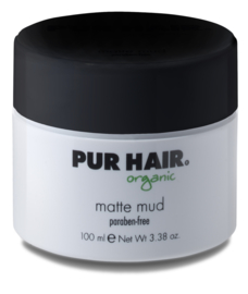 Matte Mud (100ml) | PUR HAIR ® Organic