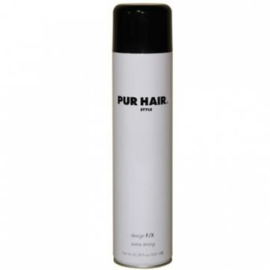 Hairspray Design F/X extra strong (600ml) | PUR HAIR ® Style